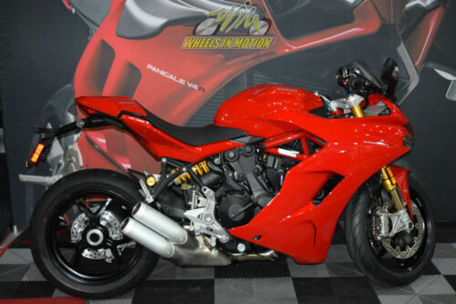 2020 Ducati SuperSport S Red Red for sale craigslist
