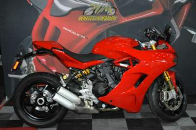 2020 Ducati SuperSport S Red Red for sale