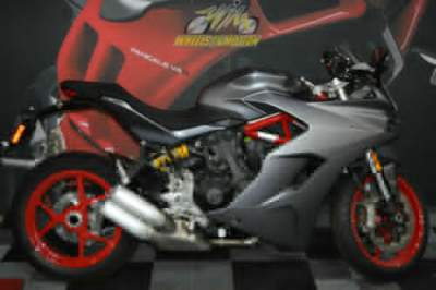 2020 Ducati SuperSport Gray for sale craigslist