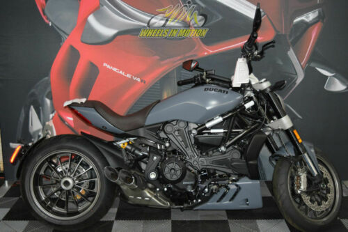 2020 Ducati X Diavel Liquid Concrete Grey Gray for sale craigslist photo