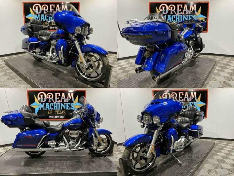 2020 Harley-Davidson FLHTKSE - Screamin Eagle Limited CVO Blue for sale craigslist