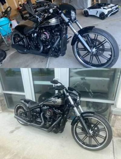 2020 Harley-Davidson Softail Black for sale craigslist