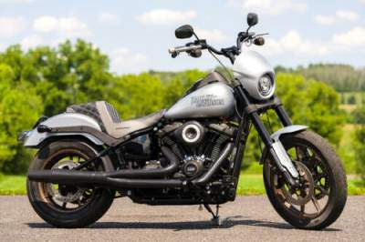 2020 Harley-Davidson Softail Silver for sale