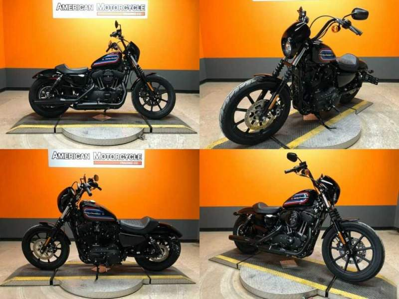 2020 Harley-Davidson Sportster Black for sale