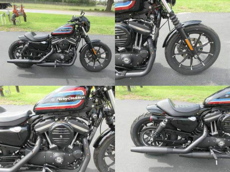 2020 Harley-Davidson Sportster Iron 883® Black for sale craigslist