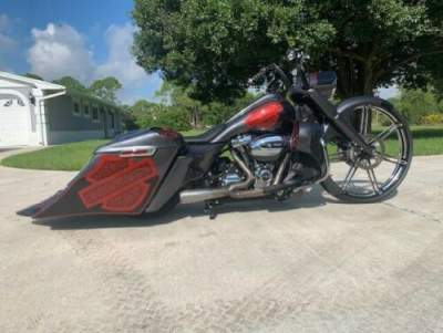 2020 Harley-Davidson Touring  for sale craigslist photo