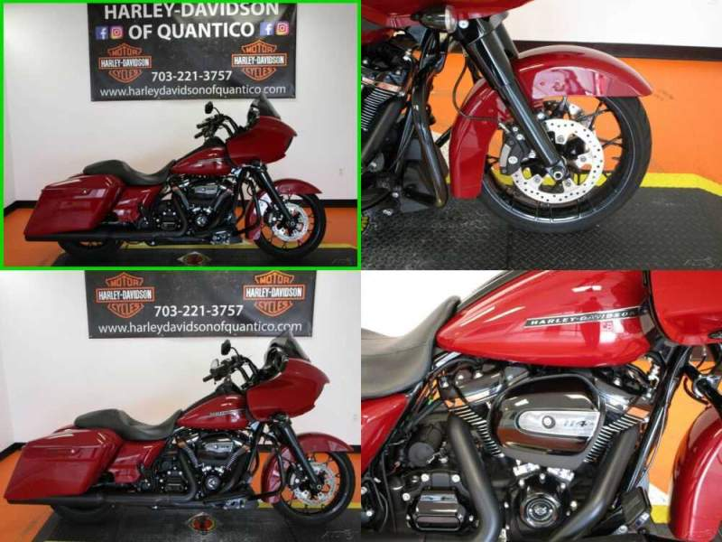 2020 Harley-Davidson Touring Road Glide Special Billiard Red for sale craigslist photo
