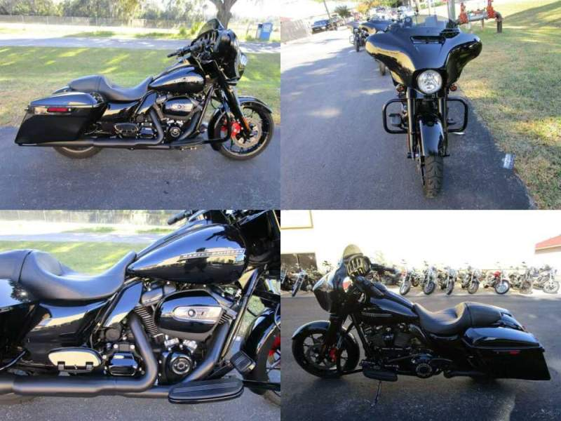 2020 Harley-Davidson Touring Street Glide® Special Black for sale