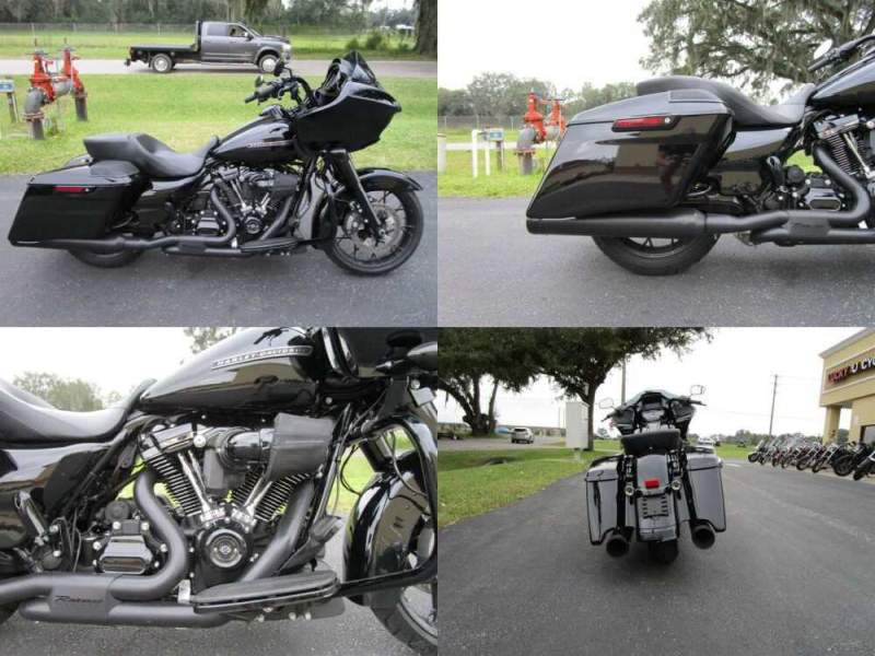 2020 Harley-Davidson Touring Road Glide® Special Black for sale craigslist photo