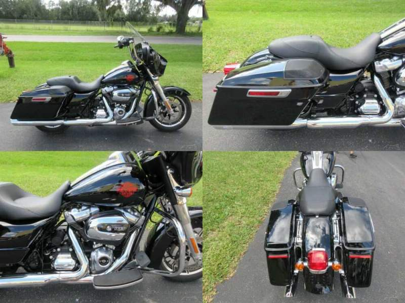 2020 Harley-Davidson Touring Electra Glide® Standard Black for sale craigslist photo
