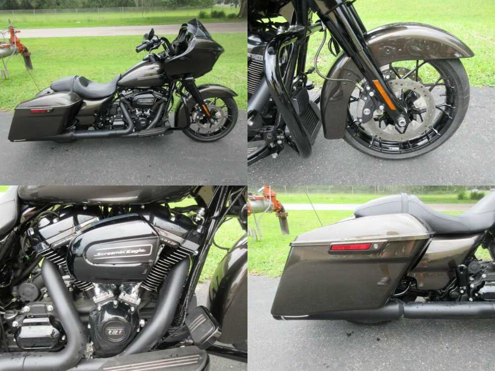 2020 Harley-Davidson Touring Road Glide Special Gray for sale craigslist photo