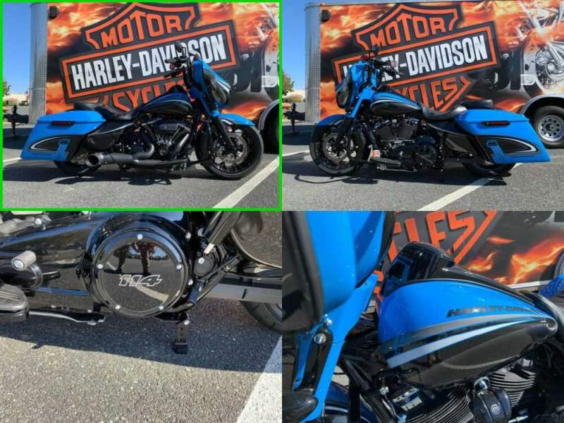 2020 Harley-Davidson Touring Street Glide Special QUANTICO CUSTOM for sale