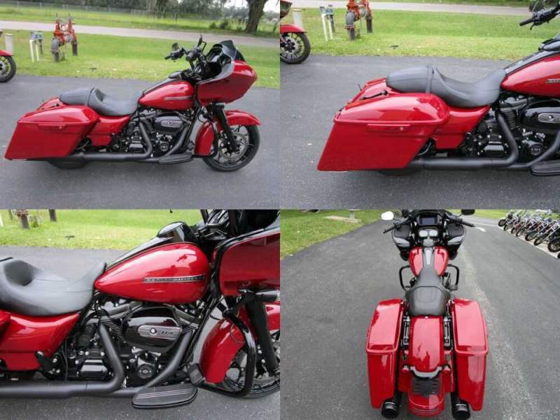 2020 Harley-Davidson Touring Road Glide® Special Red for sale craigslist