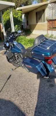 2020 Harley-Davidson Touring Turquoise for sale craigslist photo