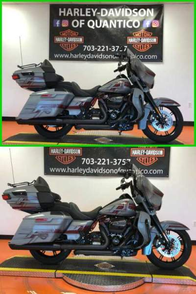 2020 Harley-Davidson Touring Ultra Limited Vivid Black (Black Pearl Option) for sale craigslist