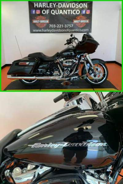 2020 Harley-Davidson Touring Road Glide Vivid Black for sale craigslist