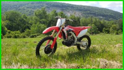 2020 Honda CRF 450R Red for sale