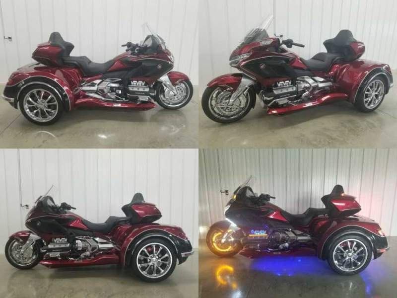 2020 Honda Gold Wing RED / BLACK for sale