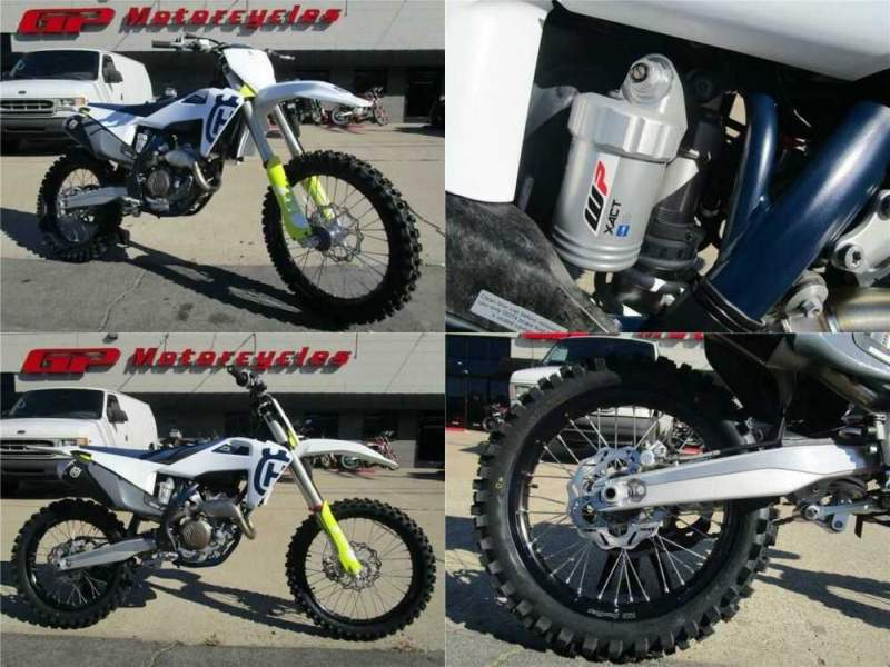 2020 Husqvarna FC 250 White for sale craigslist photo