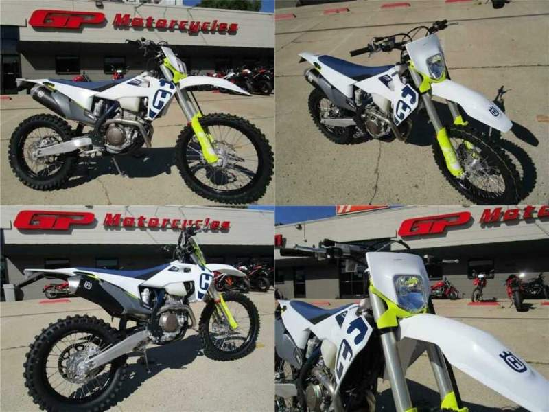 2020 Husqvarna FE 350 White for sale craigslist photo