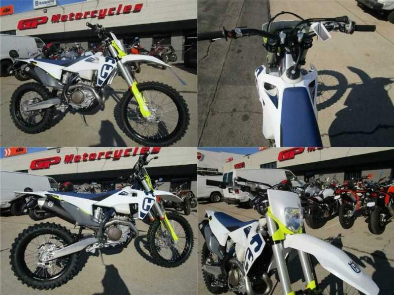 2020 Husqvarna FE 501 White for sale craigslist photo