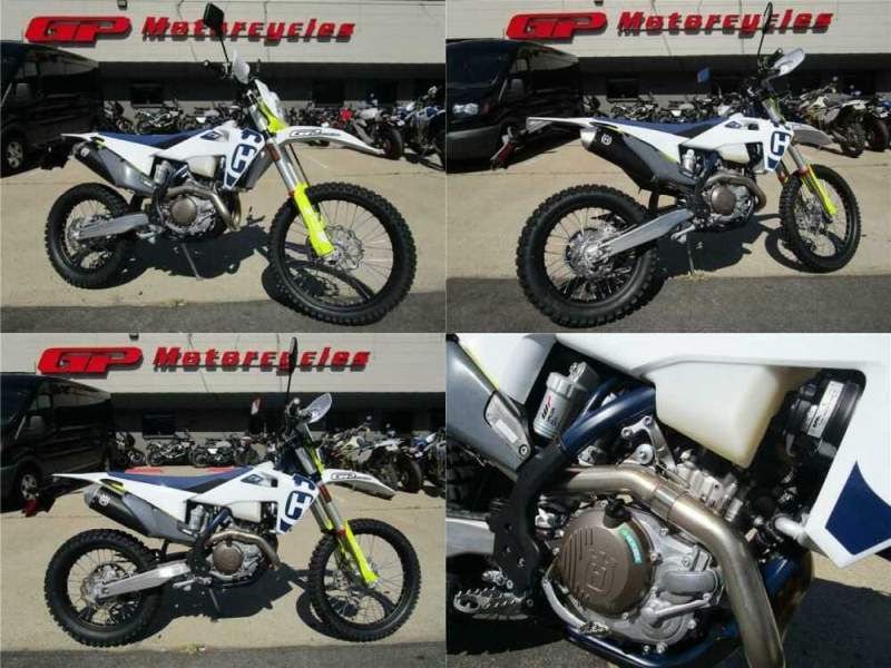2020 Husqvarna FE 501s White for sale craigslist photo