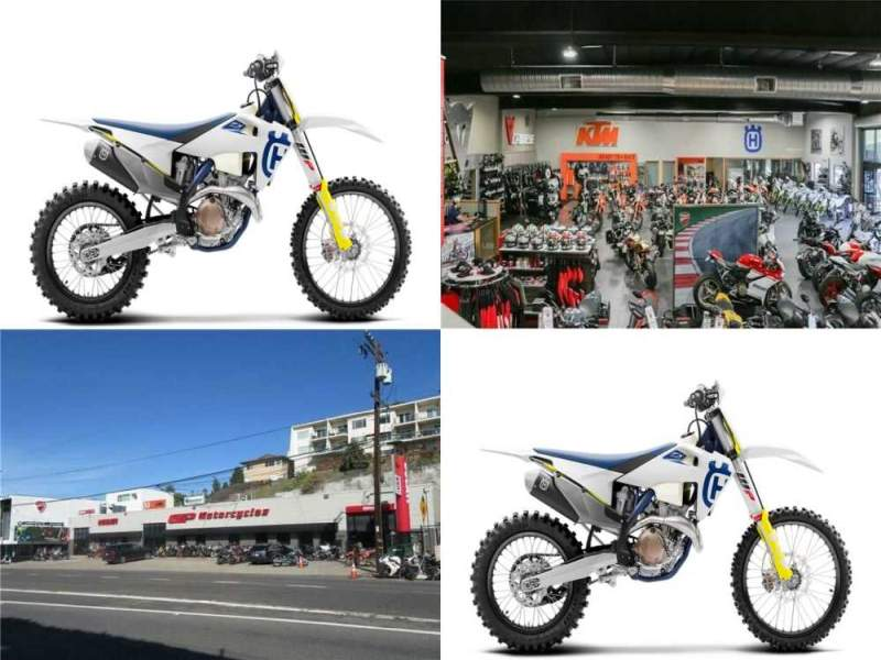 2020 Husqvarna FX 350 White for sale