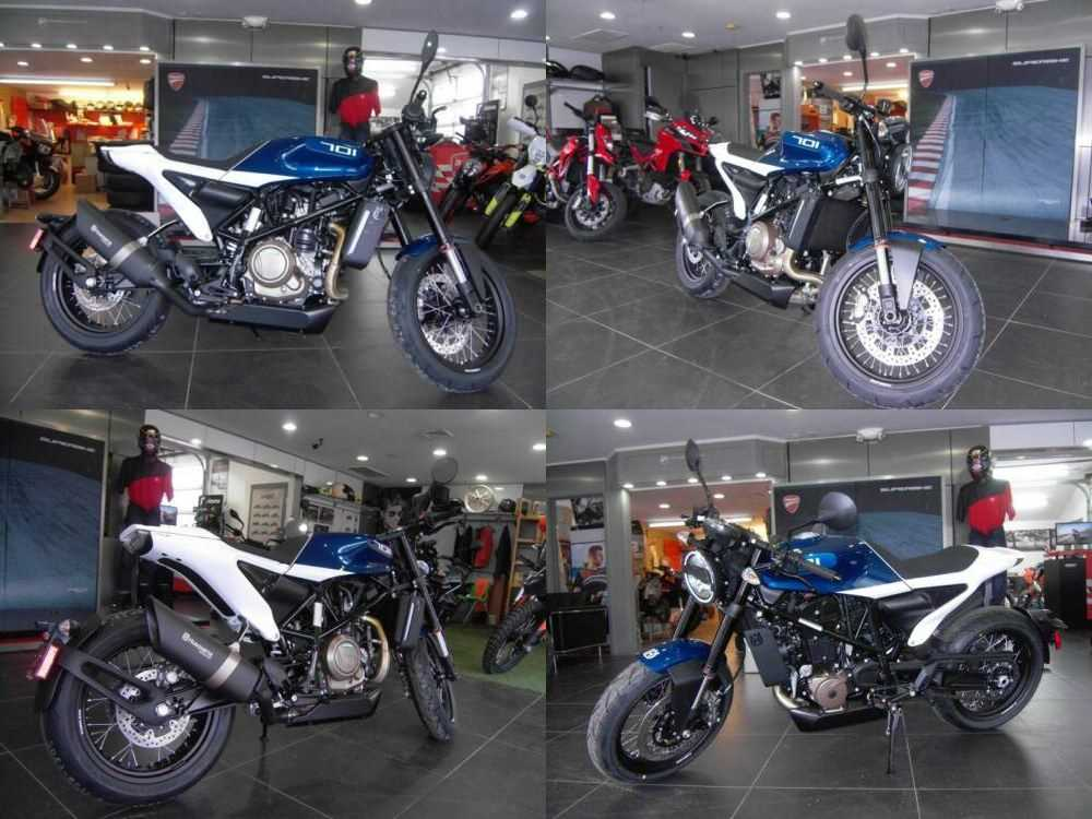 2020 Husqvarna Vitpilen 701 Blue for sale craigslist photo