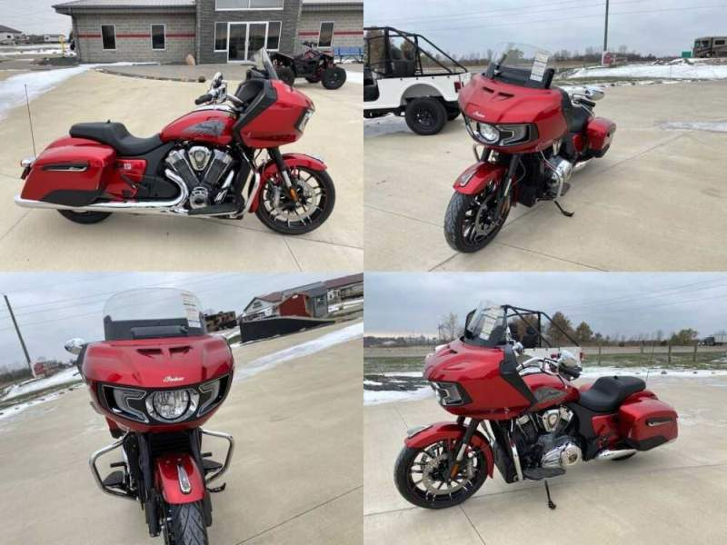 2020 Indian Challenger® Limited Ruby Metallic for sale craigslist photo
