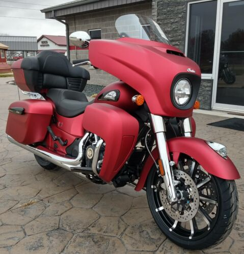 2020 Indian Roadmaster® Dark Horse® Ruby Smoke for sale craigslist