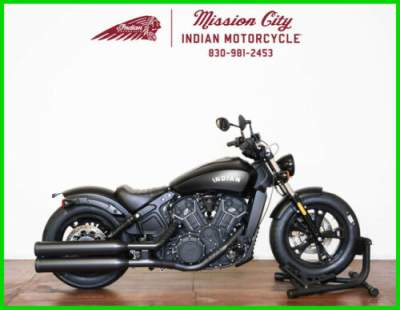 2020 Indian Scout Bobber Sixty ABS Thunder Black Smoke Thunder Black Smoke for sale