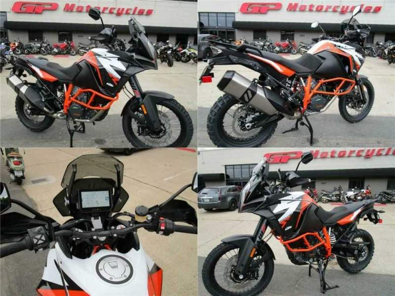 2020 KTM 1290 Super Adventure R Black for sale