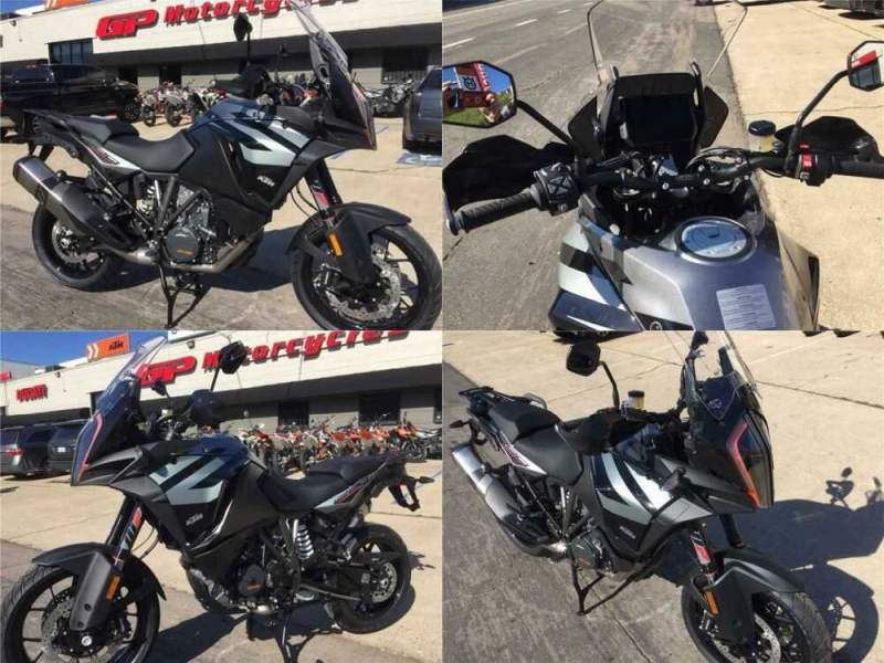 2020 KTM 1290 Super Adventure S Gray for sale craigslist photo