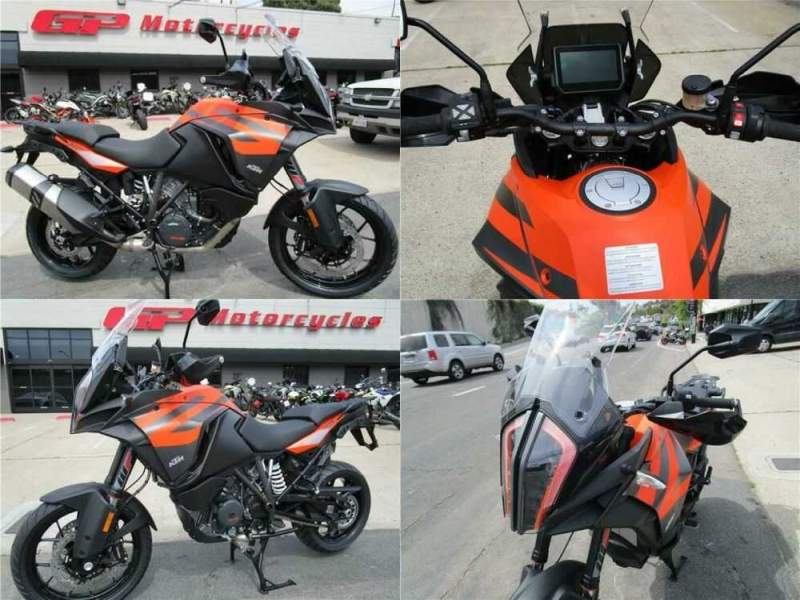 2020 KTM 1290 Super Adventure S Orange for sale