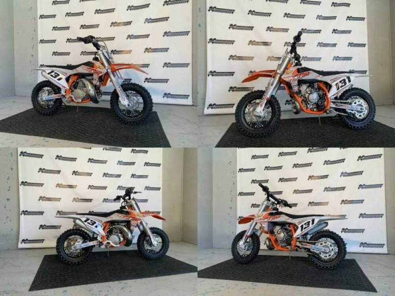2020 KTM 50 SX Orange for sale craigslist photo