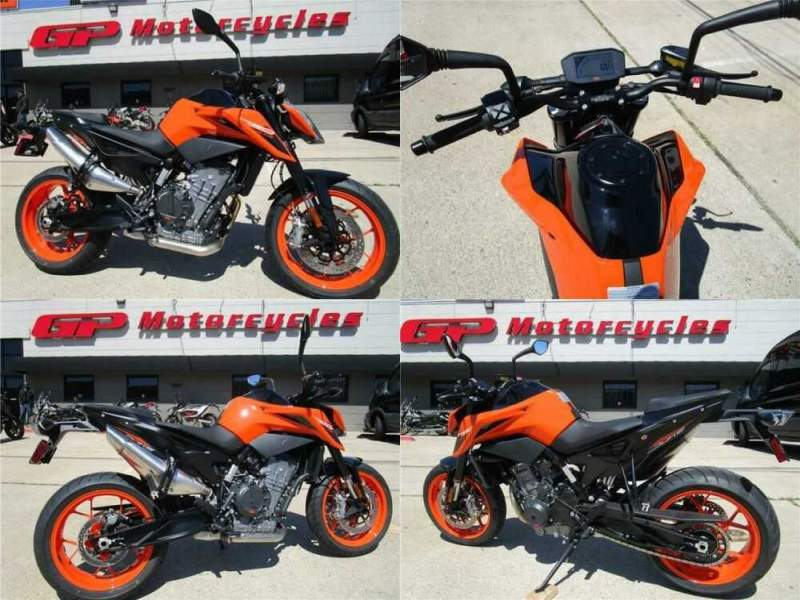 2020 KTM 790 Duke 790 Duke Orange for sale