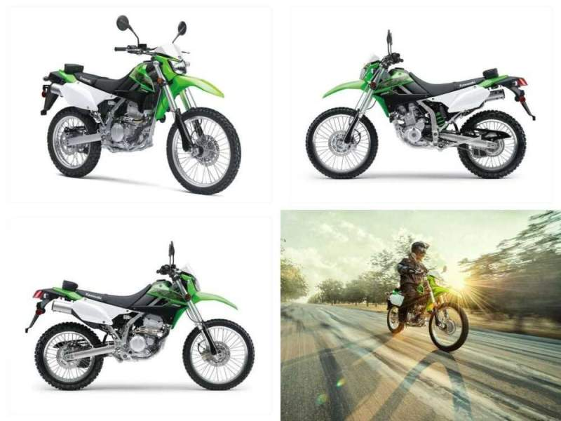 2020 Kawasaki KLX 250 Green for sale craigslist