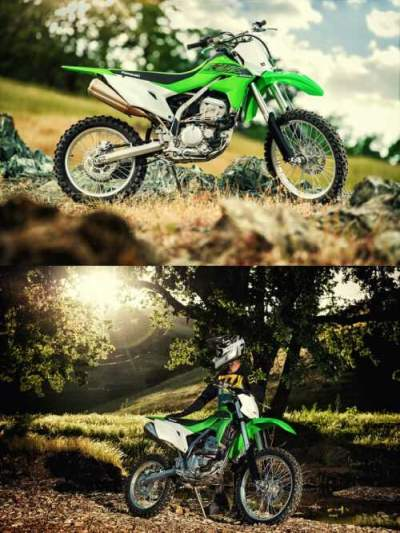2020 Kawasaki KLX 300R KLX300CLF Green for sale