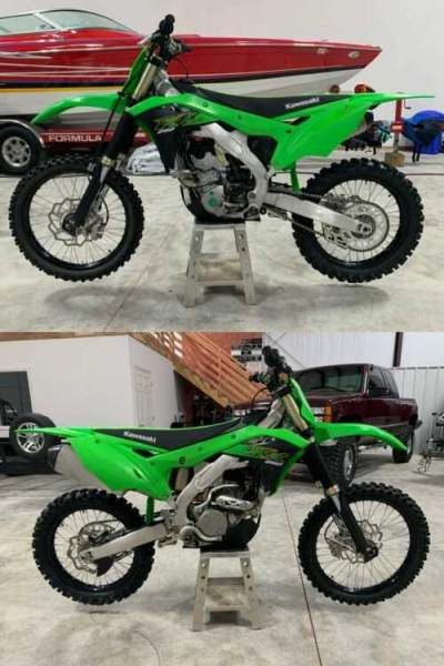 2020 Kawasaki KX  for sale craigslist photo