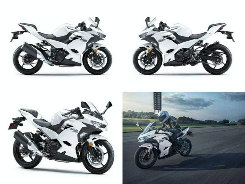 2020 Kawasaki Ninja 400 EX400 White for sale craigslist