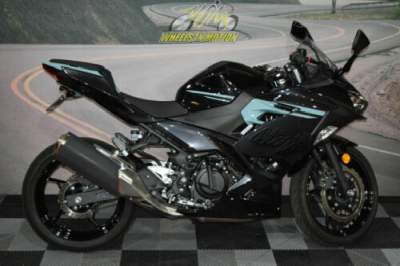 2020 Kawasaki Ninja® 400 ABS Spark Black/ Magnetic Dark Gray/ Ph Black for sale craigslist photo