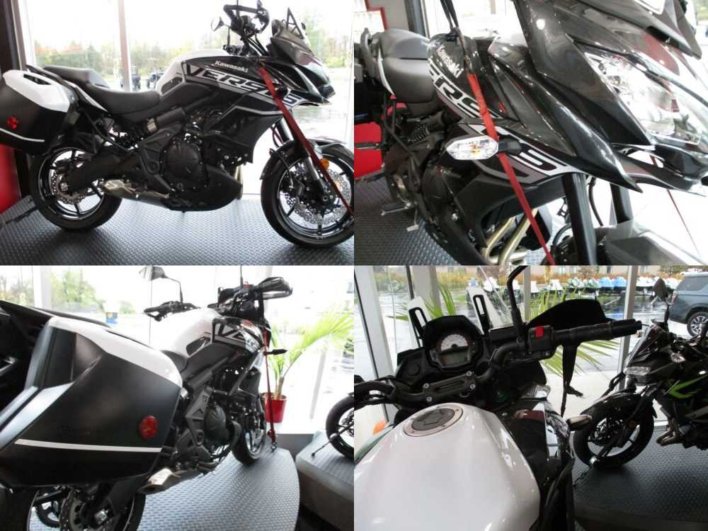 2020 Kawasaki Versys 650 ABS LT White for sale craigslist photo
