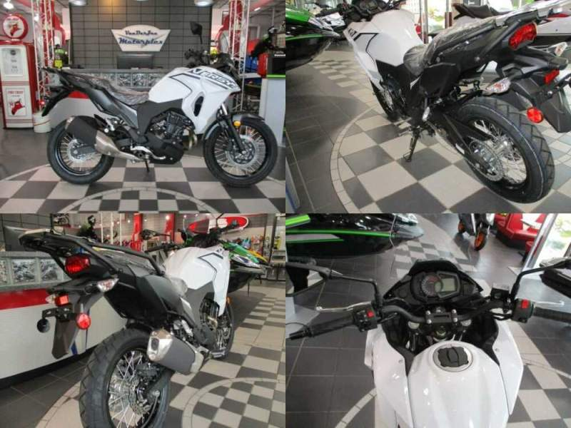 2020 Kawasaki Versys X 300 White for sale