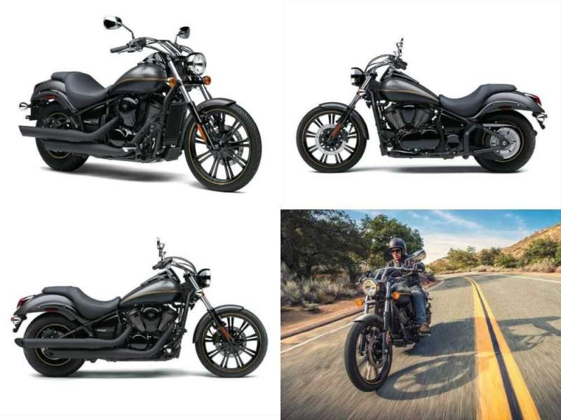 2020 Kawasaki Vulcan 900 Custom VN900C Gray for sale craigslist photo
