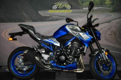 2020 Kawasaki Z900 ABS Candy Plasma Blue/Metallic Silver Blue for sale craigslist