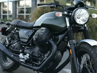 2020 Moto Guzzi V7 III Rough VERDE MIMETICO for sale craigslist photo