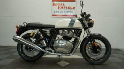 2020 Royal Enfield CONTINENTAL GT 650 RETRO CAFE RACER White for sale craigslist