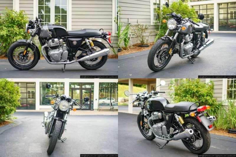 2020 Royal Enfield Continental GT 650 Dr. Mayhem Dr. Mayhem for sale craigslist photo