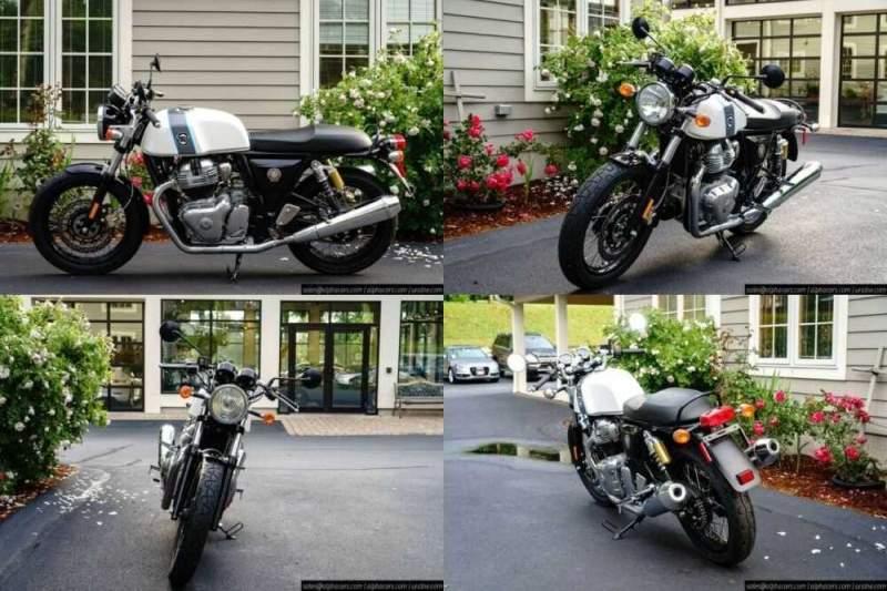 2020 Royal Enfield Continental GT 650 Ice Queen Ice Queen for sale craigslist
