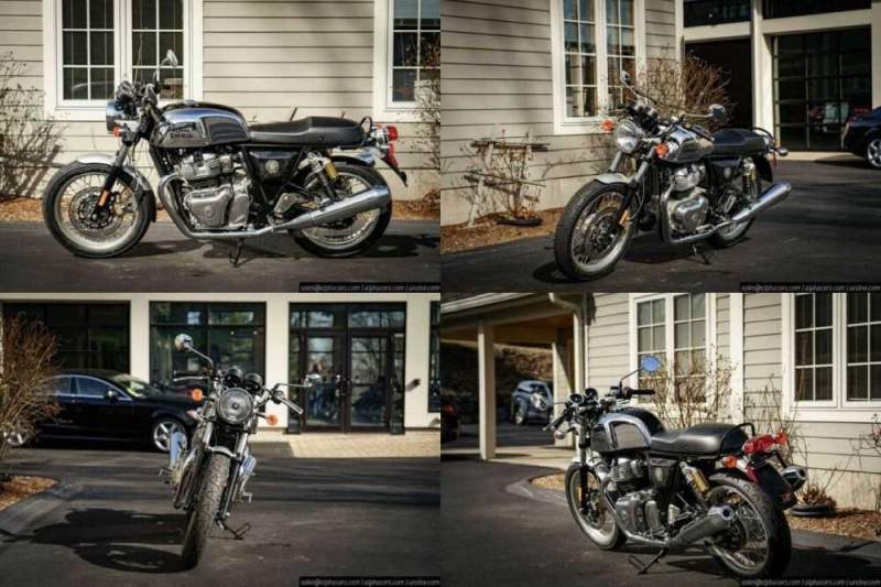 2020 Royal Enfield Continental GT 650 Mr Clean Mr Clean for sale craigslist